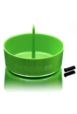 "2020 4"" Debowler The Original Spiked Ashtray Green ( other colors available )"