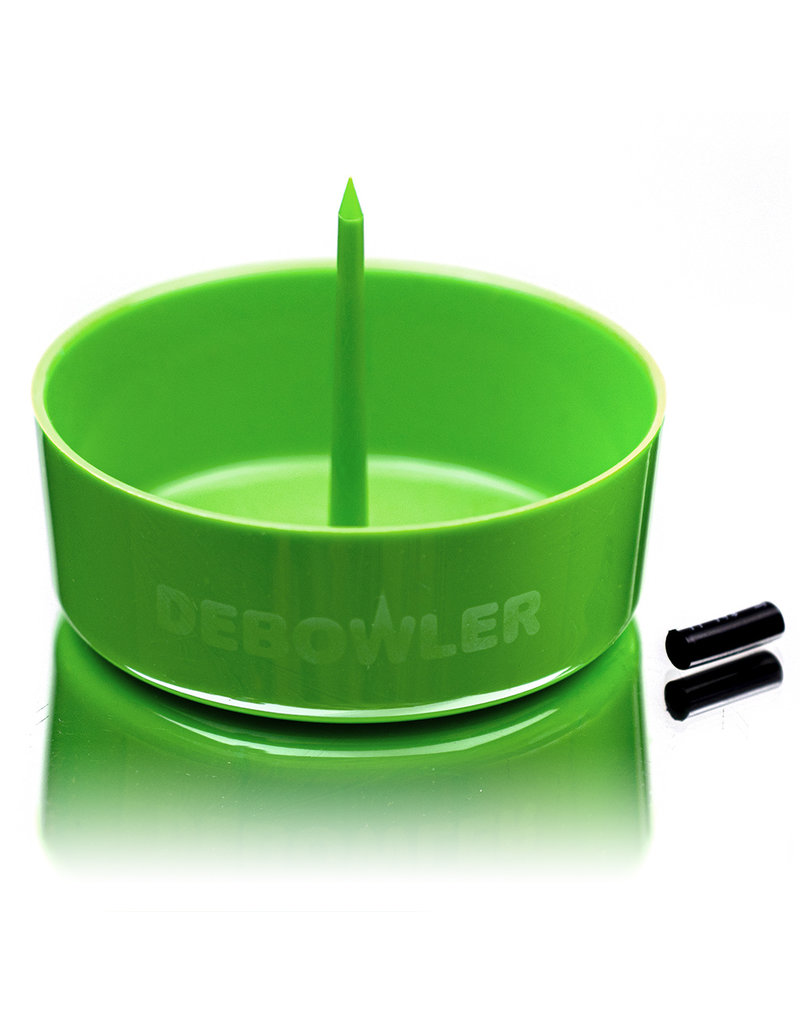 """2020 4"""" Debowler The Original Spiked Ashtray Green ( other colors available )"""