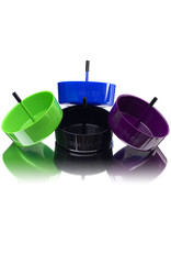 """2020 4"""" Debowler The Original Spiked Ashtray Black ( other colors available )"""