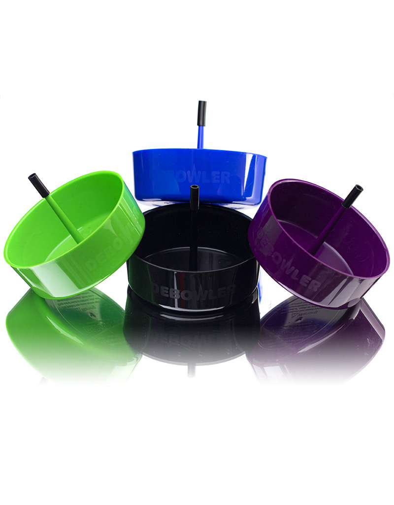 "2020 4"" Debowler The Original Spiked Ashtray Black ( other colors available )"