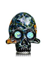 AKM AKM + PC Glass Skull Pendant  Raffle Ticket