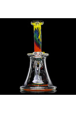 """Jemmie Bandy 14mm 7.0"""" Dab Rig Worked Banger Hanger (S) by Jemmie Bandy"""