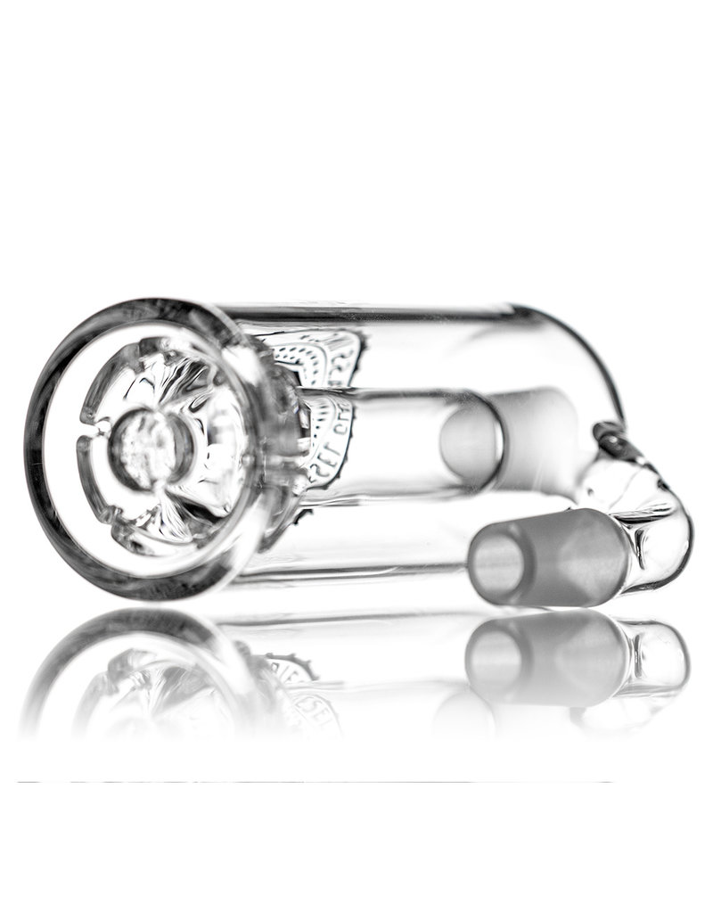 Diesel 14mm 90 Degree Ashcatcher with 6 Slot Shower Head Perc by Diesel Glass