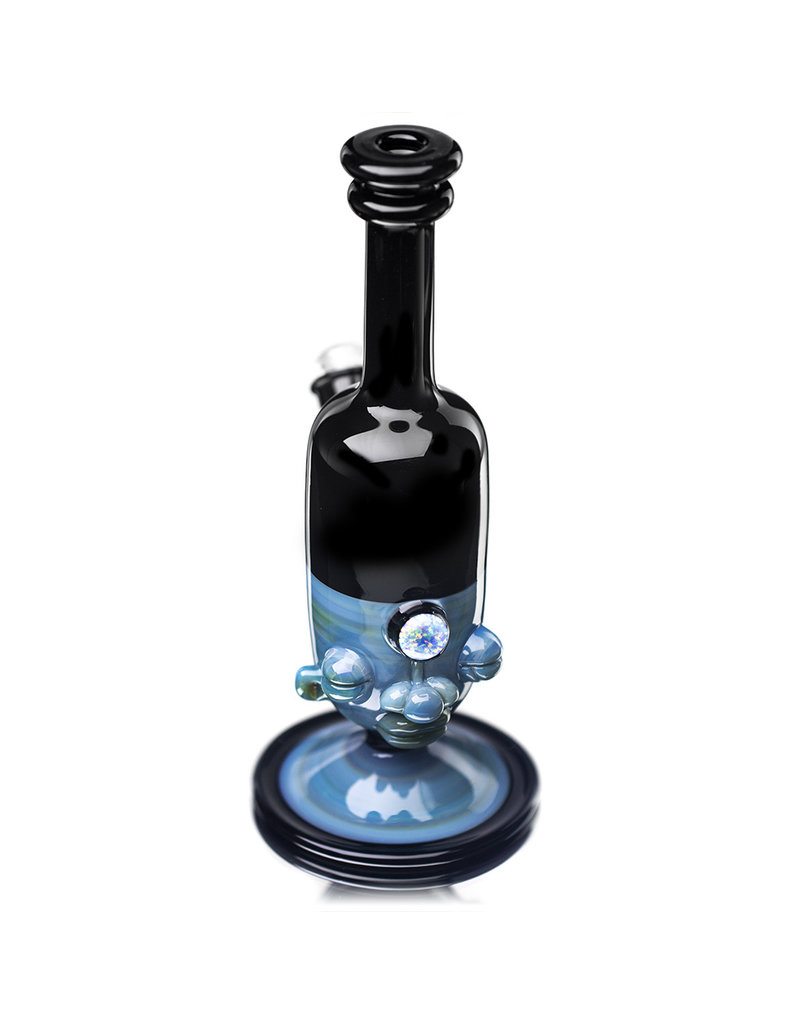 """Danny Camp 8"""" 10mm Tut Bong with Matching 2 Hole Removable Diffy by Danny Camp"""