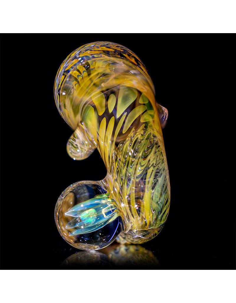 Evan Cals Glass Pipe Dry Fume Upright Sherlock (J) by Evan Cals