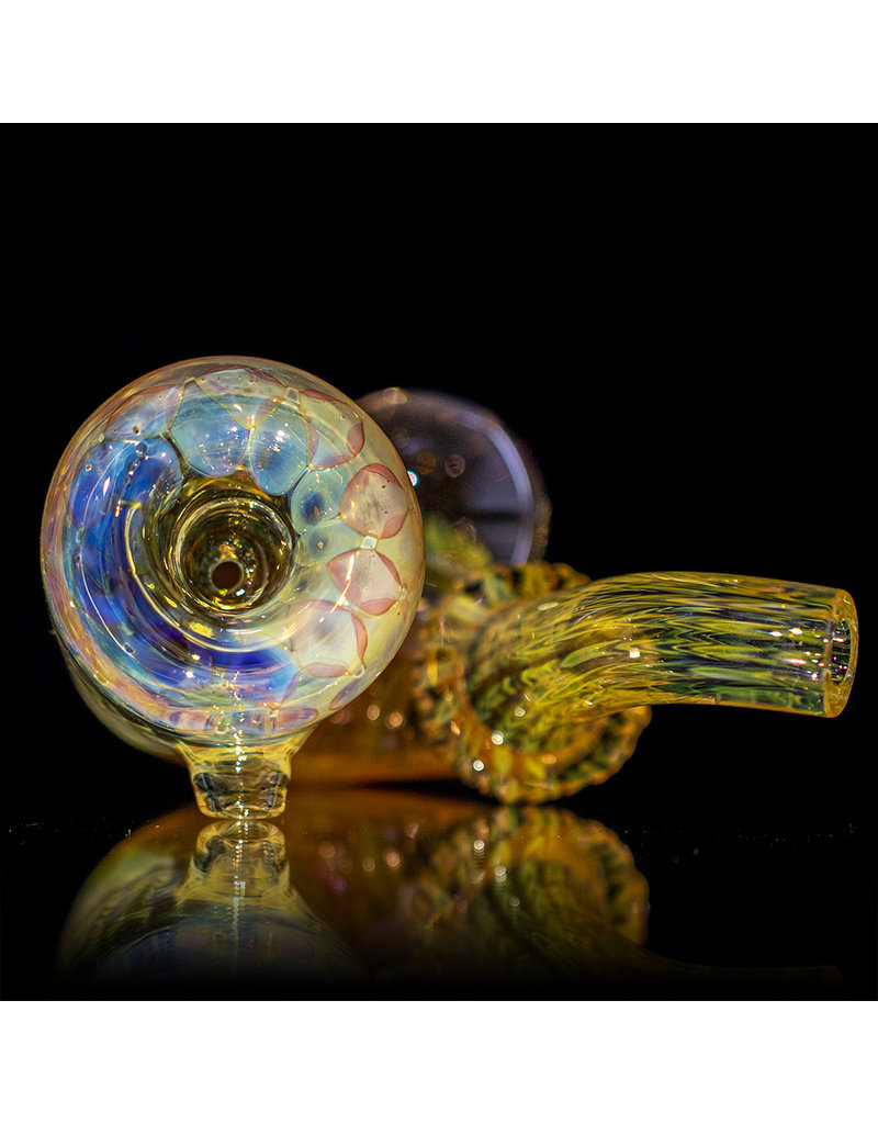 Evan Cals Glass Pipe Dry Fume Upright Sherlock (L) by Evan Cals
