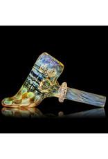 "Evan Cals 6"" Glass Hammer Pipe DRY Fume Hammer (K) by Evan Cals"