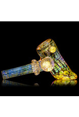 """Evan Cals 6"""" Glass Hammer Pipe DRY Fume Hammer (L) by Evan Cals"""