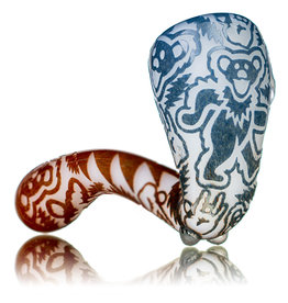 "Joe Palmero 5"" Image Sherlock Dry Pipe 'BLUE BEAR' by Joe Palmero  (i)"
