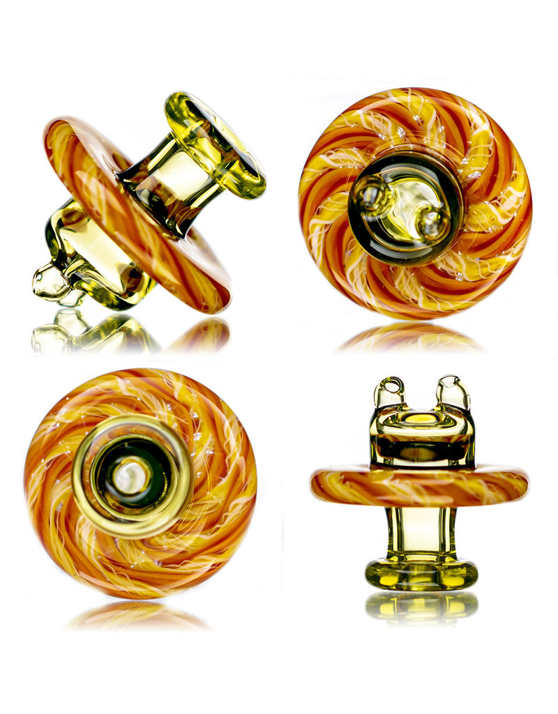 Directional Airflow Spinner Carb Cap (D) by Anton x Cooney