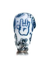 """Joe Palmero 5"""" Image Sherlock Dry Pipe 'Hand of the Dead' by Joe Palmero  (L)"""