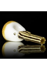 "Danny Camp 5"" Glass Pipe DRY Toasted Marshmallow Pipe by Danny Camp"