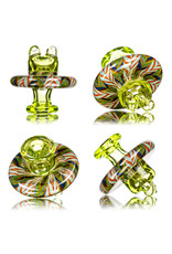Directional Airflow Spinner Carb Cap (O) by Chris Anton x Cooney