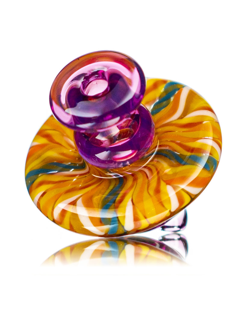 Directional Airflow Spinner Carb Cap (L) by Chris Anton x Cooney