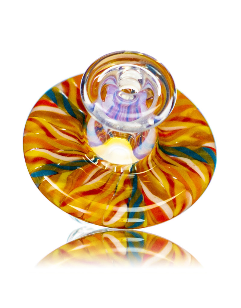 Directional Airflow Spinner Carb Cap (N) by Chris Anton x Cooney