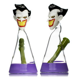 "8"" 14mm THE JOKER Jammer by Saiyan Glass"