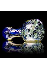 """4"""" Glass Dry Pipe Fume Critter Lizard Pipe (B) by BH Glass"""