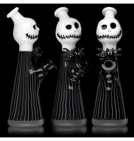 "7"" 10mm Jack Skellington Themed Dag Rig by Steven Gheller"