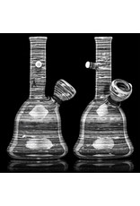 """Witch DR 6"""" Grommeted Englemann Betula Birch Mini Tube Water Bong (D) by Witch DR"""