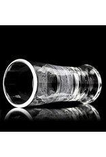 "Witch DR 14oz 7"" 4mm Engelmann Betula Birch Pint Glass (B) by Witch DR Studio"