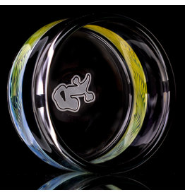 "Witch DR 4"" Glass Tapout Tray (B) Fume Section by Witch DR Studio"