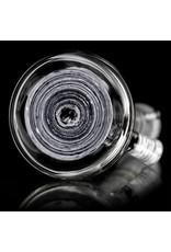 """Witch DR FF4.30 10mm 9"""" Engelmann Betula Birch Spiral Beaker Bong by Witch DR A"""