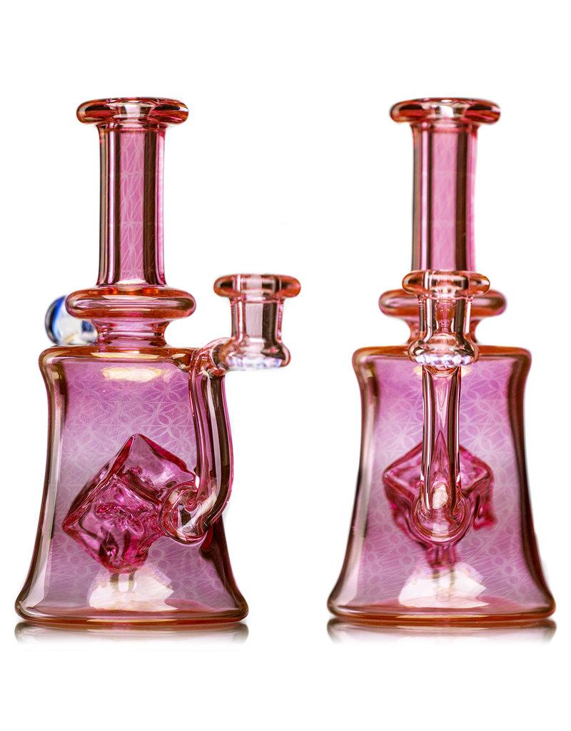 Earl Jr Earl Jr x Kage Glass Fume Tesseract Rig Collab