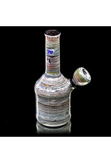 Witch DR FF5.28 Rainbow Birch Grommeted Mini Bong Witch DR A.