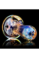 """6"""" Ancient Egyptian Fume Pipe (C) by TAKO Glass"""