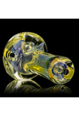 """6"""" Ancient Egyptian Fume Pipe (D) by TAKO Glass"""