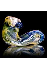 """Steven Stotts 4"""" Medium Fume Minute (A) by Pipe Steven Stotts"""