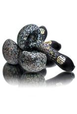 "Stone Tech Glass 4"" STG Signature Series Blackstone Dry Pipes by Stone Tech"