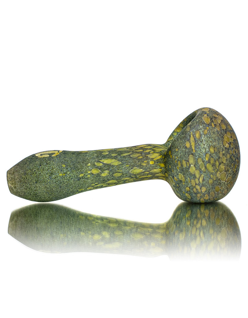 """Stone Tech Glass 4"""" STG Signature Series Original Stone Dry Pipes by Stone Tech"""