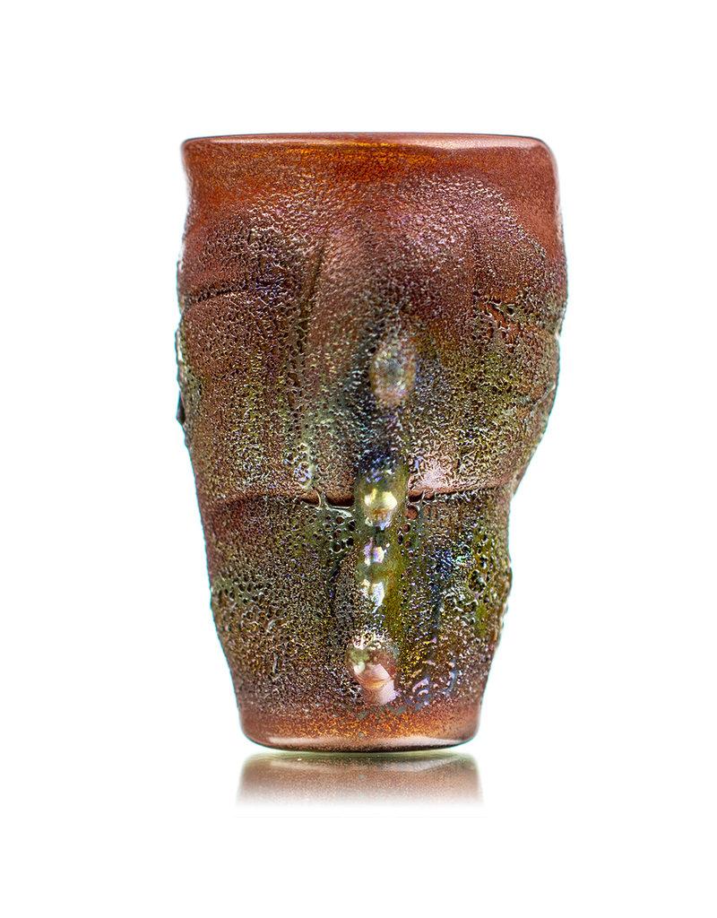 F13 2oz Burn Pit Shooter Glass (G) by Thin Glass