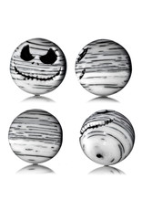 Witch DR F13 Jack Betula Birch Marble Spinner Set by Witch DR Studio