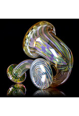 """Witch DR 5"""" Inside Out Fume Sherlock Dry Pipe (A) by Witch DR Studio"""