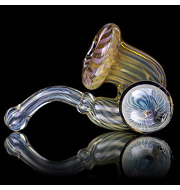 """Witch DR 5"""" Inside Out Fume Sherlock Dry Pipe (F) by Witch DR Studio"""