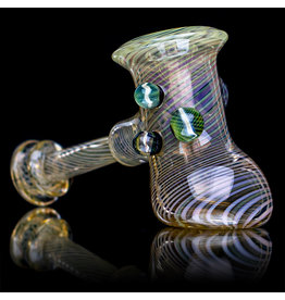 """Witch DR 5"""" Sleeved Fume Hammer with Marble Cluster (FFB) by Witch DR Studio"""