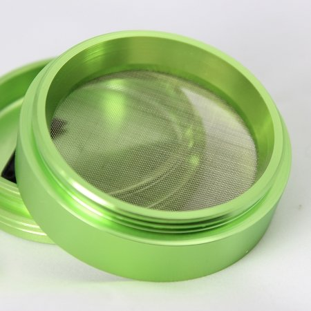 Cali Crusher 2.5'' 4 Piece Green Cali Crusher