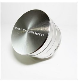 Cali Crusher 2.5'' 4 Piece Silver Cali Crusher