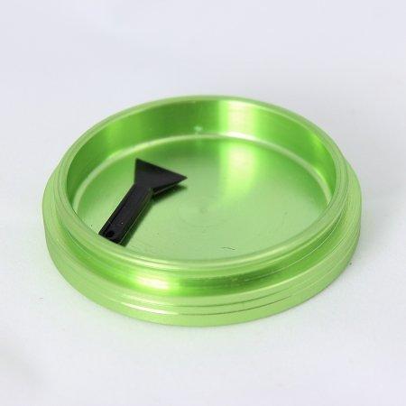 Cali Crusher 2'' 4 Piece Green Cali Crusher