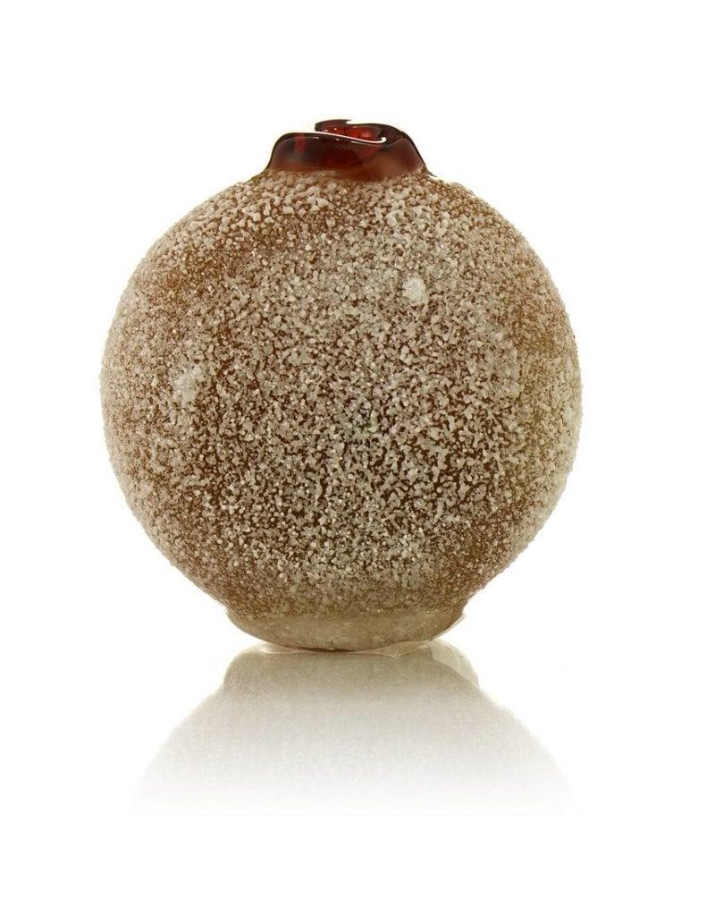 KGB Glass KGB Powdered Jelly Chillum Donut Hand Pipe