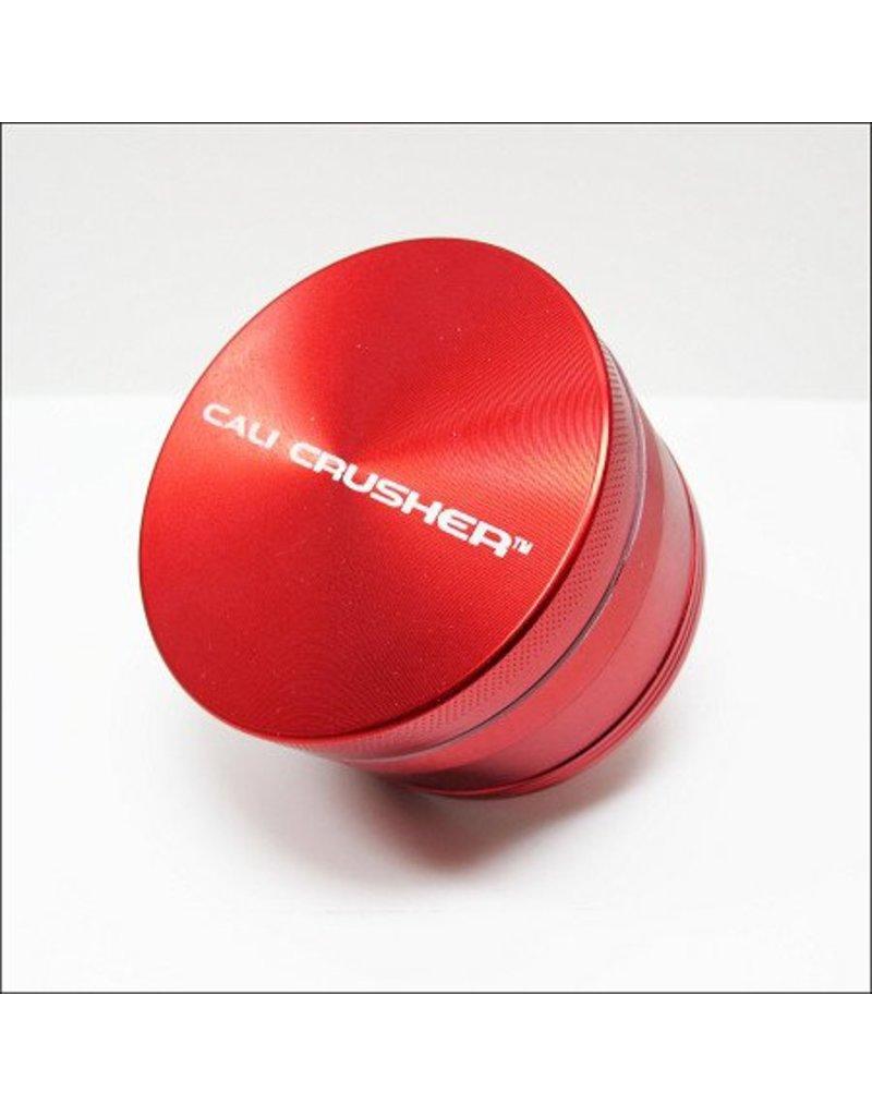 Cali Crusher 2'' 4 Piece Red Cali Crusher