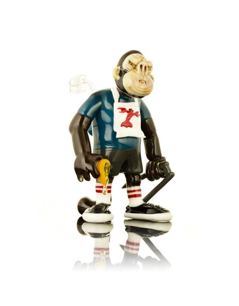 Coyle x Ethan Windy SOLD Ethan Windy x Coyle Lobster Bib Monkey Rig Collab