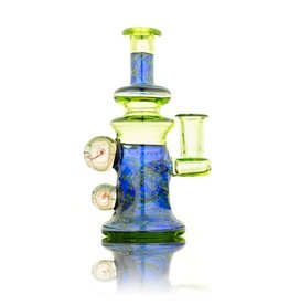 Phil Todisco x Tom Wellwood SOLD Phil Todisco x Tom Wellwood Space Banger Hanger Dab Rig w/ 2 Marbles