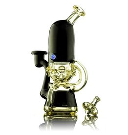 Danny Camp SOLD Danny Camp Siamese TUT w/Cap Recycler Dab Rig