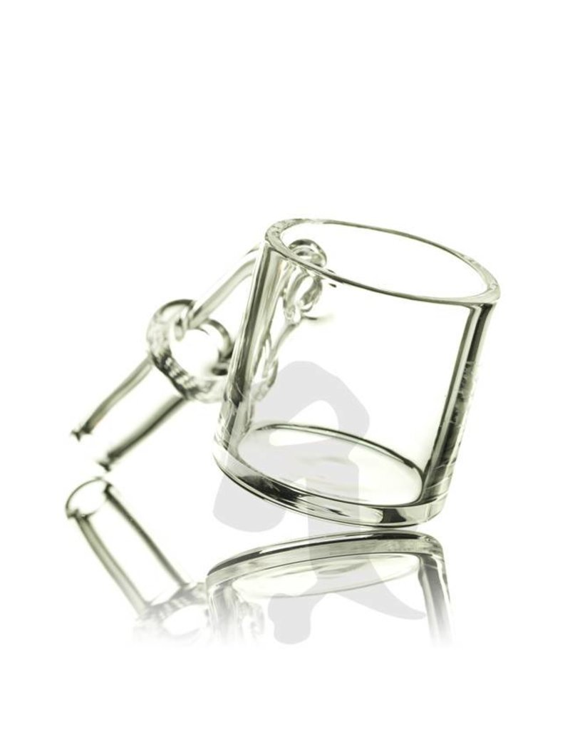 Hoyes Quartz Hoyes Quartz Banger XXL 10mm Male 45 Degree 30mm Bucket
