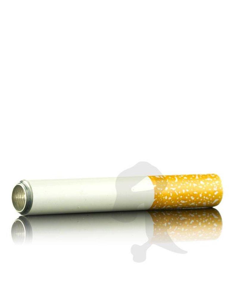 Ryot Small Acrylic Dugout w/Metal Bat Clear
