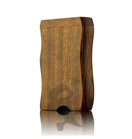 Ryot Small Wood Dugout w/Metal Bat Cherry