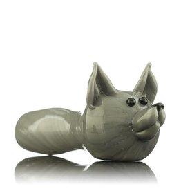 Tammy Baller Tammy Baller Wolf Spoon Hand pipe